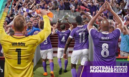 《足球经理2020》11月初发售 登陆微软Stadia平台