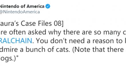 制作人解释《异界锁链》猫多的原因 爱猫不需要理由