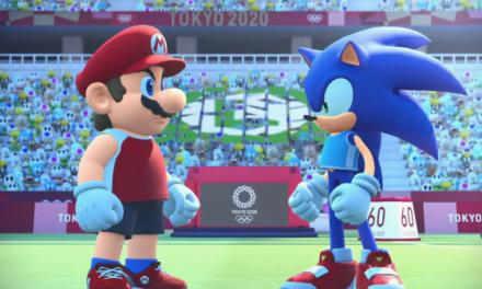 游戏和运动结合 马里奥和索尼克带你去东京奥运会