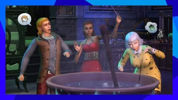 """《模拟人生4》新DLC""""魔法世界""""公布 玩家化身魔法师"""