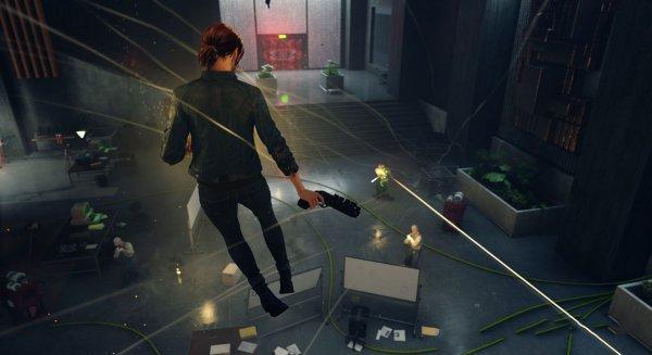 《Control》Epic商店国区正式解锁 游戏售价220元