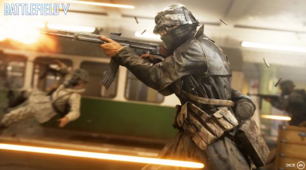 《战地5》取消5V5模式 下周将推出2个快节奏地图