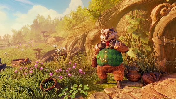 《三位一体4》Steam预售开启 售价90支持简中