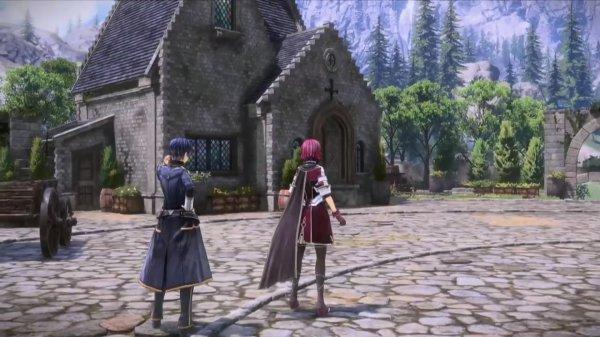 《刀剑神域:彼岸游境》新预告公布 原创女主亮相