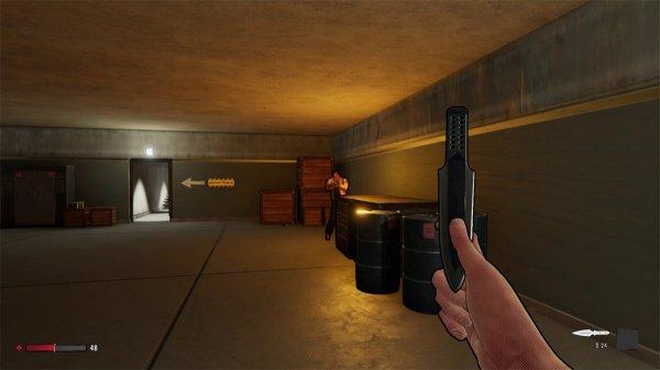 2020年发售 《杀手13》重制版公布首批游戏截图