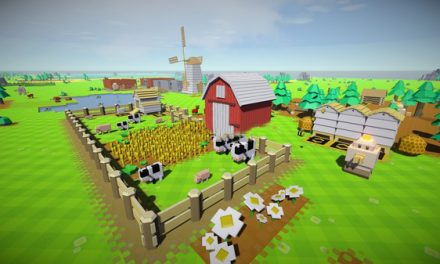 Curve Digital将发布画风可爱的建造模拟类游戏《机器人殖民地》