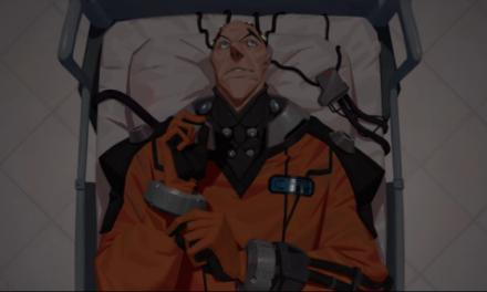 《守望先锋》新英雄正式公布 活体兵器西格玛即将上线