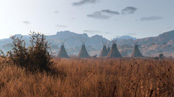 西部开放世界 《这片土地是我的》将于今秋登陆Steam