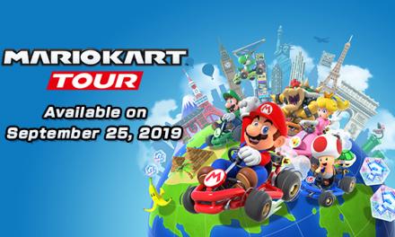 任天堂宣布《马里奥赛车Tour》9月开服 采用道具收费
