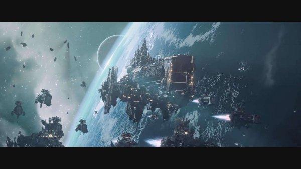 《哥特舰队:阿玛达2》Steam开启周末免费试玩