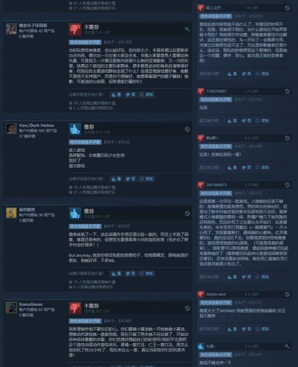 《嗜血印》Steam价格再涨 过度更新时装引玩家不满