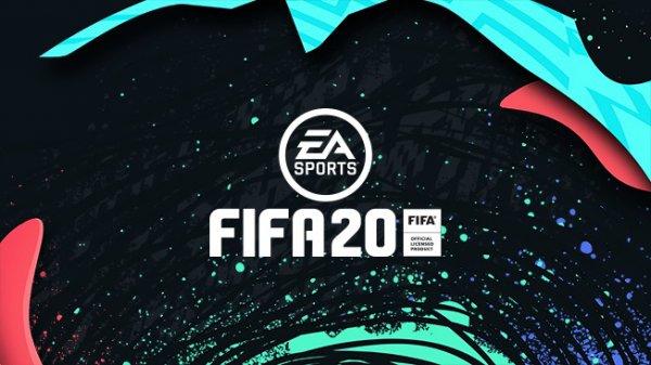 《FIFA 20》封面球星公布 标准版阿扎尔冠军版范戴克