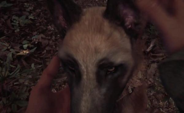 《布莱尔女巫》开场演示公布 一人一狗展开冒险