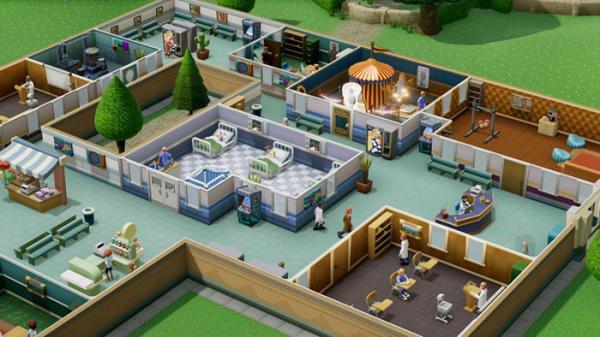 模拟策略游戏《双点医院》 年内登陆主机平台