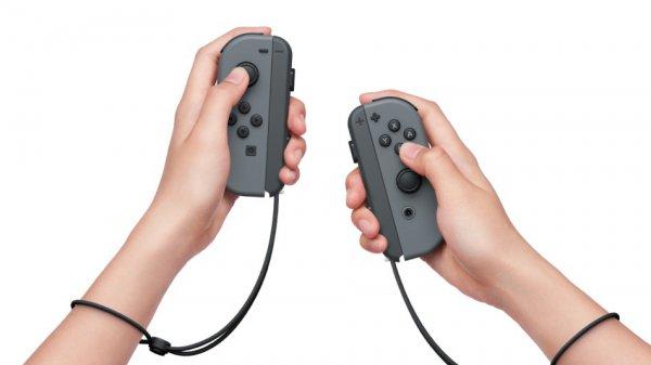 Switch控制器问题遭诉讼 任天堂回应无条件售后