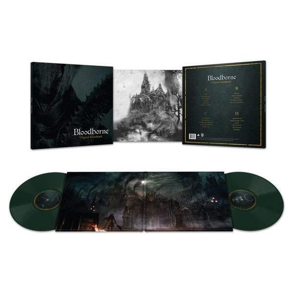 《血源诅咒》原声黑胶唱片开启预定 将于今年9月上市