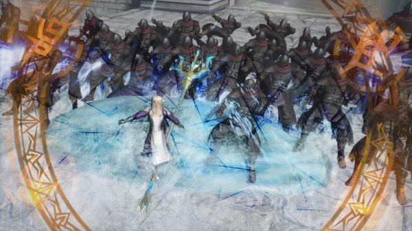 《无双大蛇3终极版》新角色立绘公布 大地之母盖亚