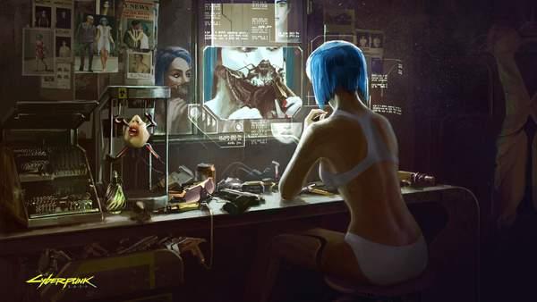 《赛博朋克2077》新情报:高自由度男性可有女性特征