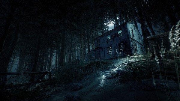 恐怖《布莱尔女巫》公布通关时间 6个小时即可完成