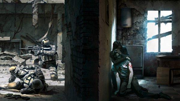 Epic商城喜加二:《这是我的战争》《夜勤人》免费领