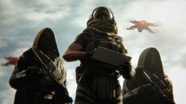 育碧发出首批邀请函 《幽灵行动:断点》技术测试即将开启