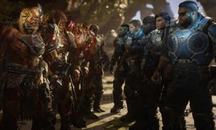 《战争机器5》死斗模式新情报 英雄解锁可肝可氪金