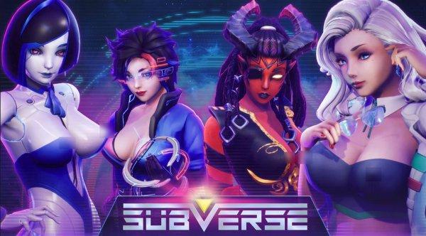 绅士游戏 马头社新作《Subverse》9.28开启封闭测试