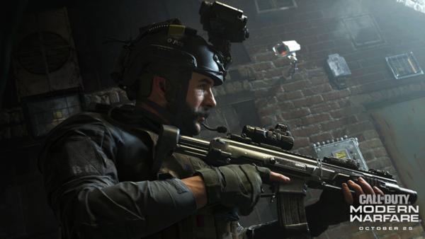《使命召唤16》B测时间曝光 8月20日PS4抢先体验
