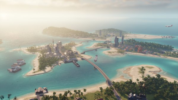 《海岛大亨6》主机版发售日期公布 9月27日正式上线