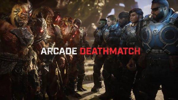 《战争机器5》街机死斗模式公布 5v5英雄对战