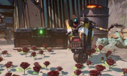 """《无主之地3》神秘预告 """"一起疯狂""""的迷幻场面"""