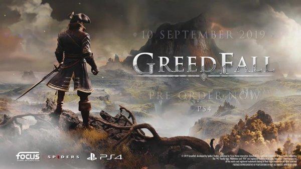 《贪婪之秋》发售预告公布 9月10日登陆PS4/XB1/PC