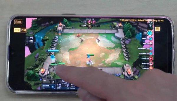 腾讯WeGame手机串流功能即将上线 手机上也可玩端游