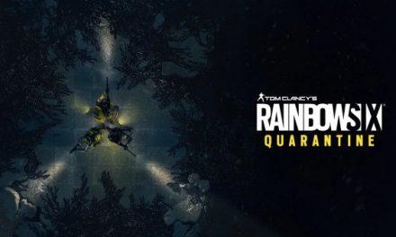 育碧CEO透露 《彩虹六号:封锁》将于明年四月前发售