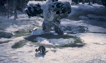 《剑灵》虚幻4重制版演示公布 画面特效异常炫酷