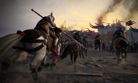 国产游戏《战意》登陆Steam平台 游戏售价50元
