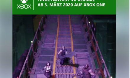 德国Xbox脸书泄密 《最终幻想7:重制版》或将登陆Xb1