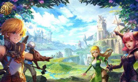 盛趣游戏战略发布会 新作《龙之谷2》手游正式亮相