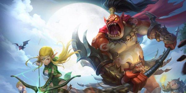 盛趣游戏战略发布 新作《龙之谷2》手游正式亮相