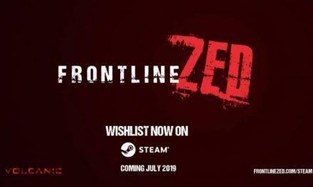 僵尸塔防新作《Frontline Zed》公布 今夏登陆Steam