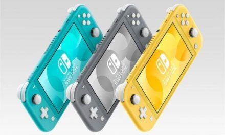 新款Switch来袭 更便携更专一还有宝可梦限定机