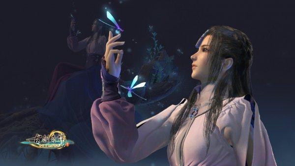 《古剑奇谭OL》正式公测 回忆这个IP的前生今世