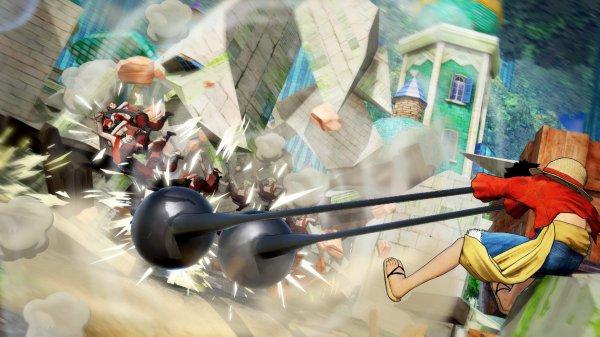 南梦宫《海贼无双4》公布繁中版 2020年正式发售