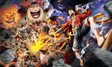 南梦宫公布《海贼无双4》繁中版 2020年正式发售