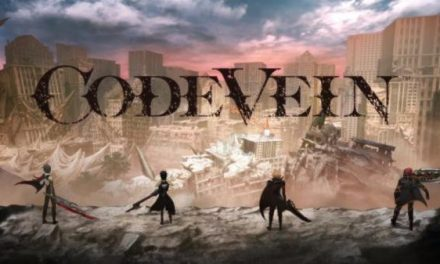 《噬血代码》OP影像公开 末世的迷宫探索RPG