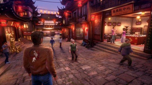 《莎木3》PS4典藏版年底发售 包含后续两大DLC