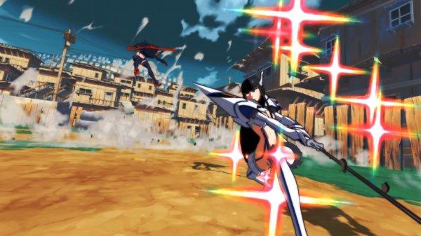 《斩服少女:异布》PS4试玩Demo上架 四名角色可供使用
