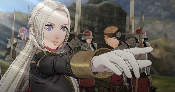 2019年7月新游推荐 《火焰纹章:风花雪月》正式发售