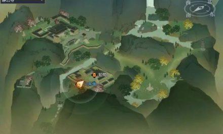 《逆水寒》静云寺地图介绍 新5A景区等你打卡