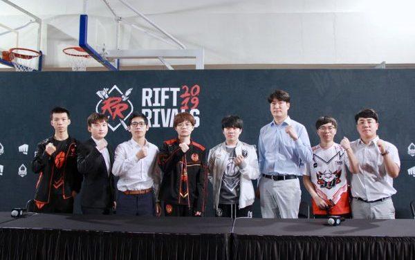 LOL洲际赛决赛首战阵容确定 IG将首场迎战KZ